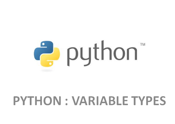 PYthon-variable types